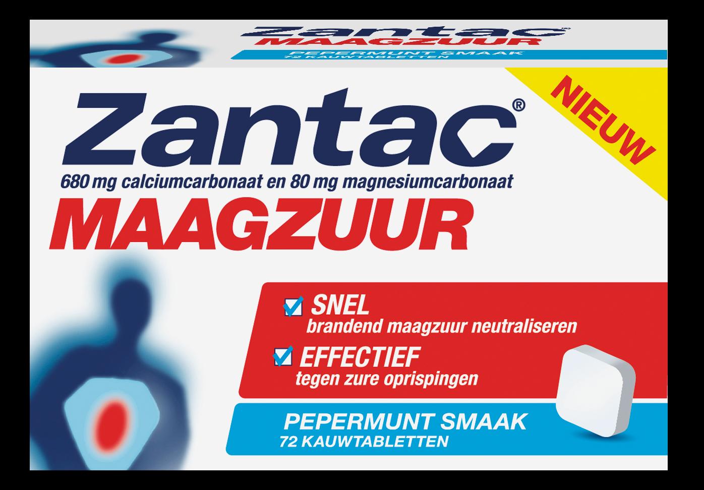 Zantac<sup>®</sup> Maagzuur 72st